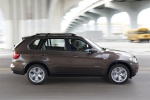 2013 BMW X5 xDrive50i in Sparkling Bronze Metallic - Driving Right Side View