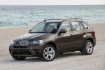 2013 BMW X5 xDrive50i in Sparkling Bronze Metallic - Static Front Left Three-quarter View