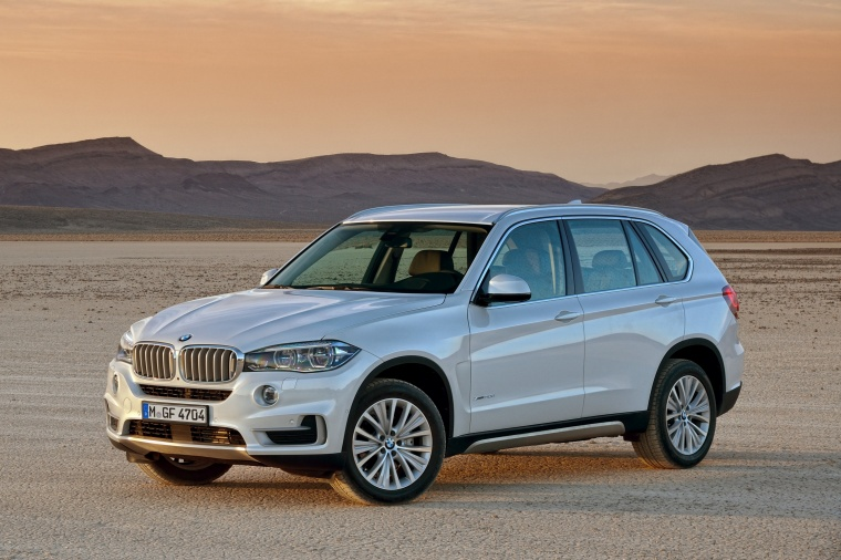 2014 BMW X5 xDrive35d Picture