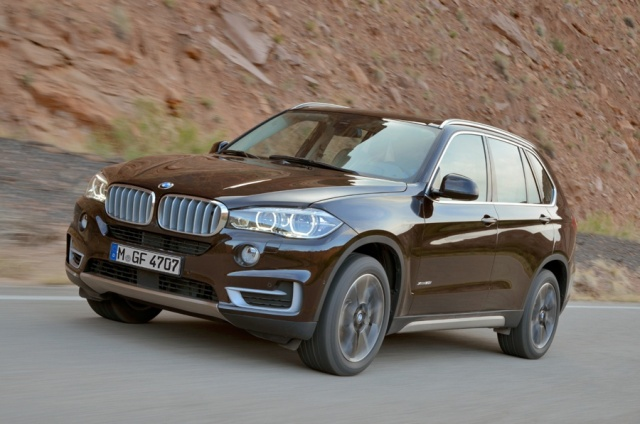 2014 BMW  X5 Picture
