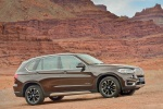 2014 BMW X5 xDrive50i in Sparkling Brown Metallic - Static Right Side View