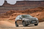 2014 BMW X5 xDrive50i in Sparkling Brown Metallic - Static Front Right Three-quarter View