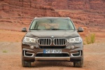 2014 BMW X5 xDrive50i in Sparkling Brown Metallic - Static Frontal View