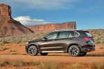 2014 BMW X5 xDrive50i in Sparkling Brown Metallic - Static Left Side View
