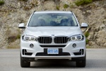 2015 BMW X5 xDrive50i in Alpine White - Static Frontal View