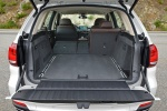 Picture of 2015 BMW X5 xDrive50i Trunk with seats folded