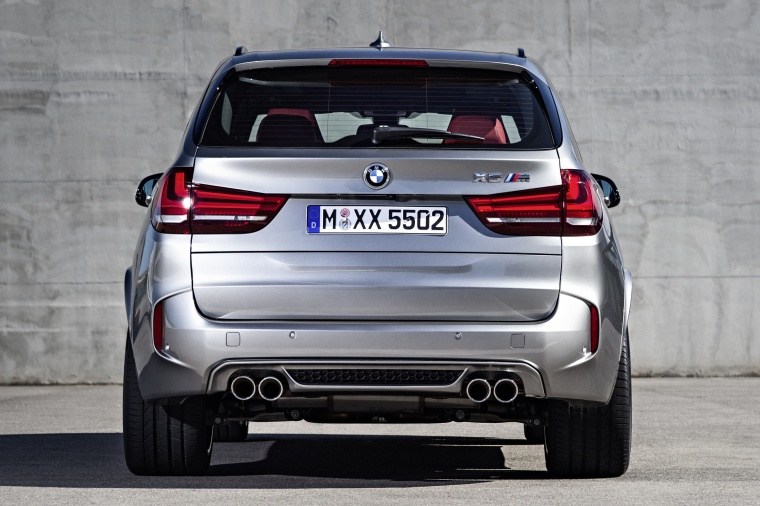 2017 BMW X5 M Picture