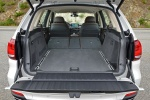 Picture of 2017 BMW X5 xDrive50i Trunk with seats folded