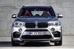 2017 BMW X5 M in Donington Gray Metallic - Static Frontal View