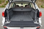 Picture of a 2018 BMW X5 xDrive50i's Trunk