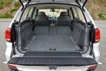 Picture of a 2018 BMW X5 xDrive50i's Trunk with seats folded