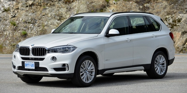 2018 BMW X5 Pictures