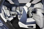 2019 BMW X7 xDrive40i AWD Rear Seats