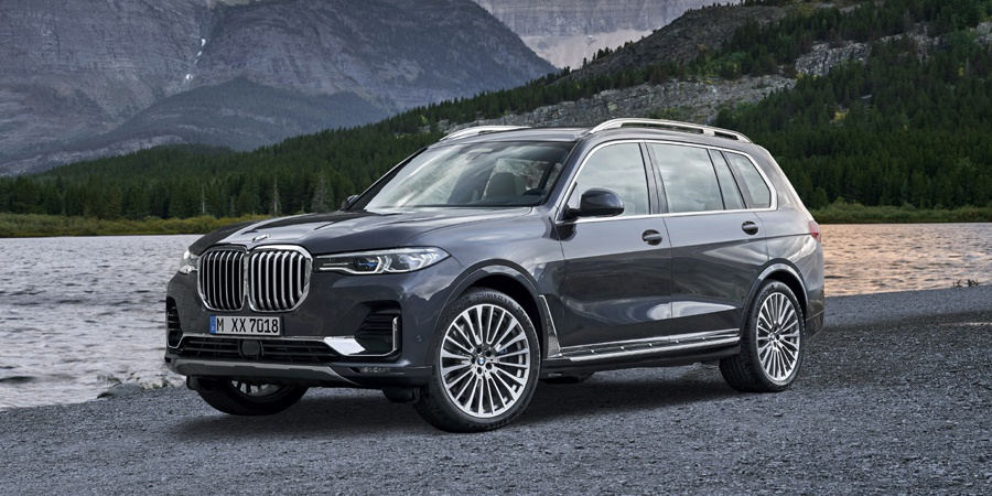 Research the 2020 BMW X7