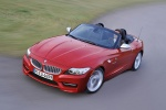 Picture of 2011 BMW Z4 sdrive35is in Crimson Red