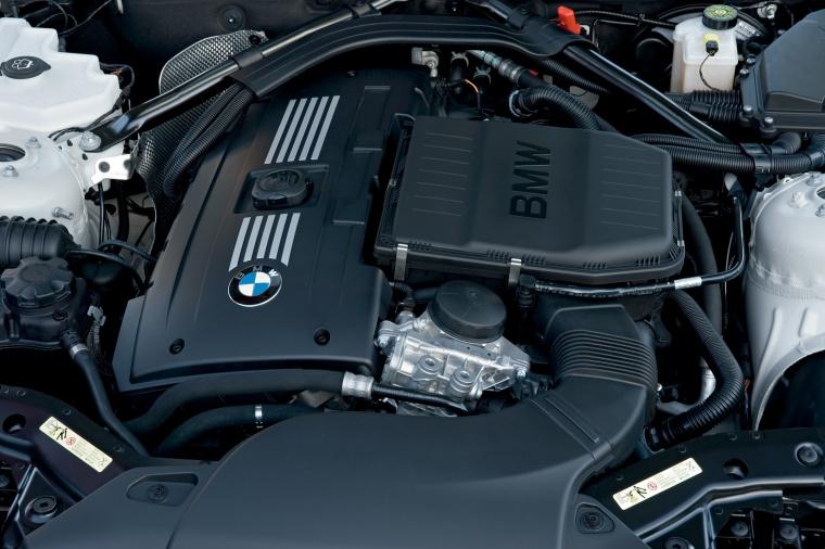 2012 BMW Z4 sdrive35i 3.0L Inline-6 twin-turbo Engine Picture