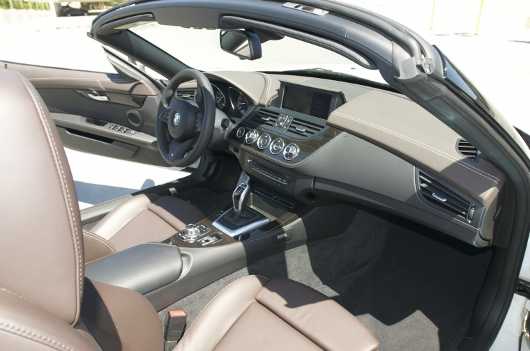 2012 BMW Z4 sdrive28i Interior Picture