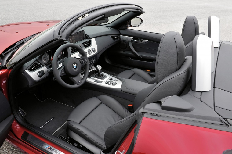 2014 BMW Z4 sdrive35is Interior Picture