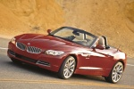 Picture of 2014 BMW Z4 sdrive35i in Crimson Red