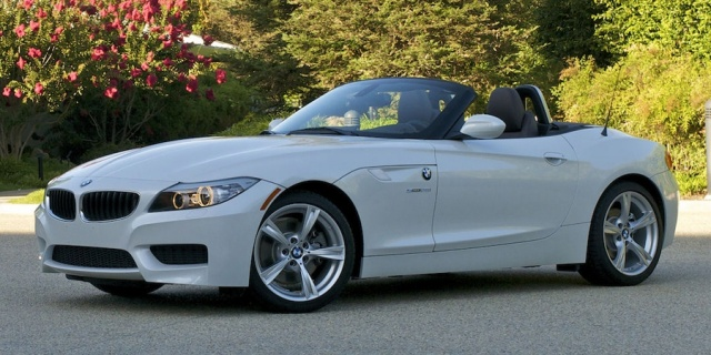 2015 BMW Z4 Pictures
