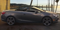 2016 Buick Cascada 1.6T, Premium Convertible Review