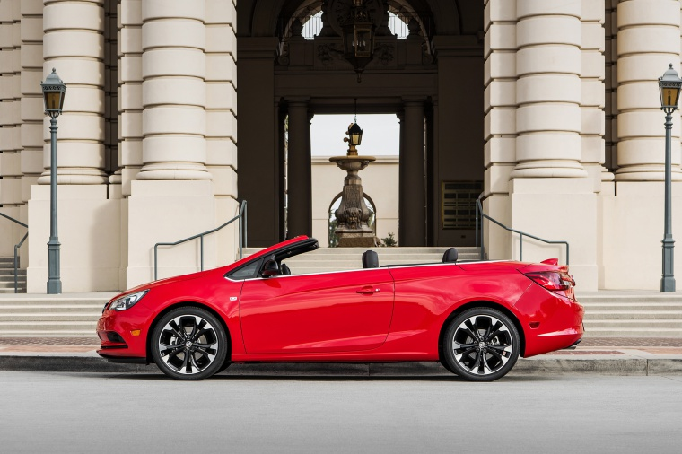 2017 Buick Cascada Sport Touring Convertible Picture