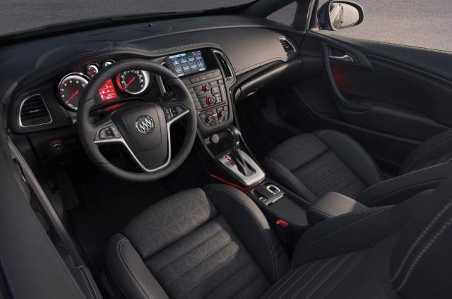 2017 Buick  Cascada Picture