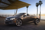 2017 Buick Cascada Convertible in Toasted Coconut Metallic - Static Front Left Three-quarter View
