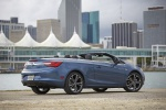 2017 Buick Cascada Convertible in Deep Sky Metallic - Static Rear Right Three-quarter View