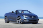 2017 Buick Cascada Convertible in Deep Sky Metallic - Static Front Right View