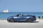2017 Buick Cascada Convertible in Deep Sky Metallic - Static Side View