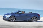 2017 Buick Cascada Convertible in Deep Sky Metallic - Driving Side View
