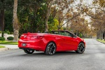 2017 Buick Cascada Sport Touring Convertible in Deep Sky Metallic - Static Rear Right Three-quarter View