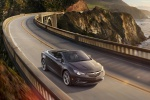 2017 Buick Cascada Convertible in Toasted Coconut Metallic - Driving Front Right View