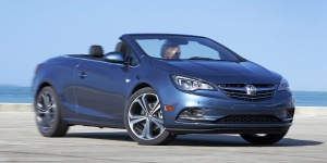 2017 Buick Cascada Reviews / Specs / Pictures / Prices