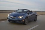 2018 Buick Cascada Convertible - Driving Front Left View
