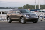 2010 Buick Enclave CXL in Cocoa Metallic - Static Front Three-quarter View