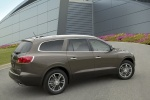 2011 Buick Enclave CXL in Cocoa Metallic - Static Rear Right View