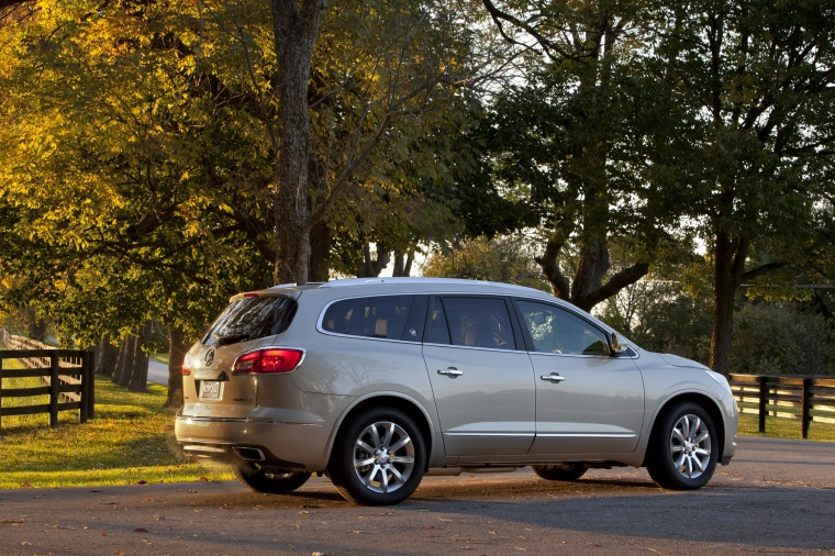 2013 Buick Enclave Picture