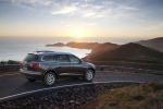 2014 Buick Enclave in Mocha Bronze Metallic - Driving Rear Right Three-quarter View