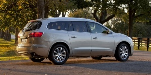 2014 Buick Enclave Pictures