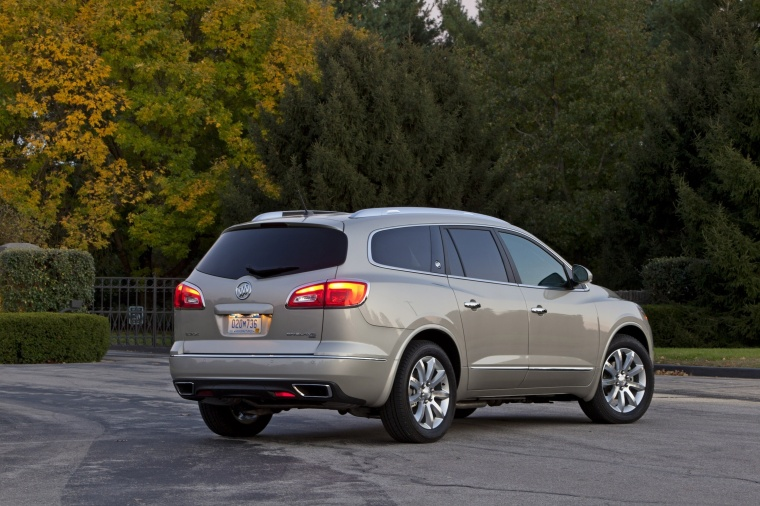 2017 Buick Enclave Picture