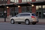 2017 Buick Enclave - Static Rear Left Three-quarter View
