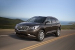 2017 Buick Enclave - Driving Front Left Three-quarter View
