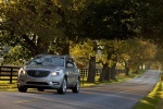 2017 Buick Enclave - Driving Frontal View
