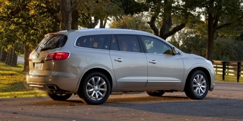 2017 Buick Enclave Convenience, Leather, Premium V6, AWD Review