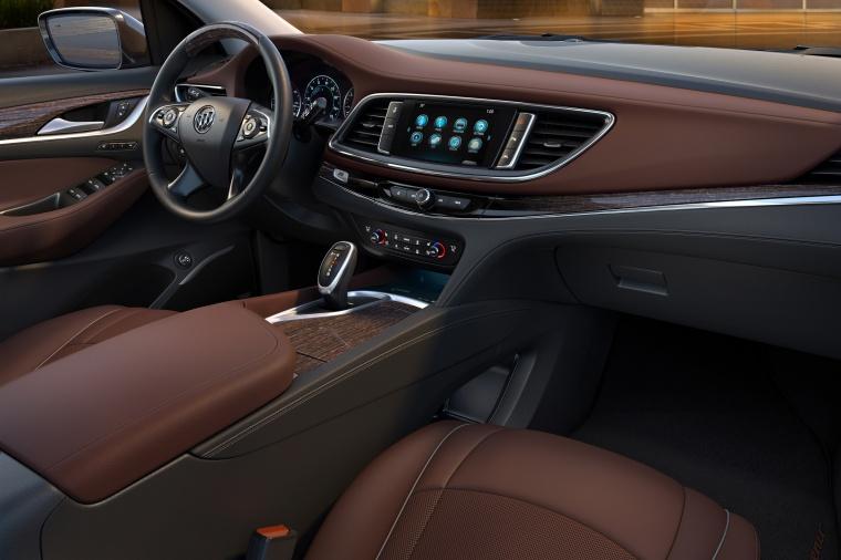 2018 Buick Enclave Avenir Interior Picture