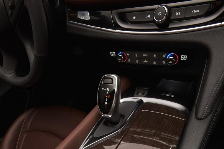 2018 Buick Enclave Center Console Picture