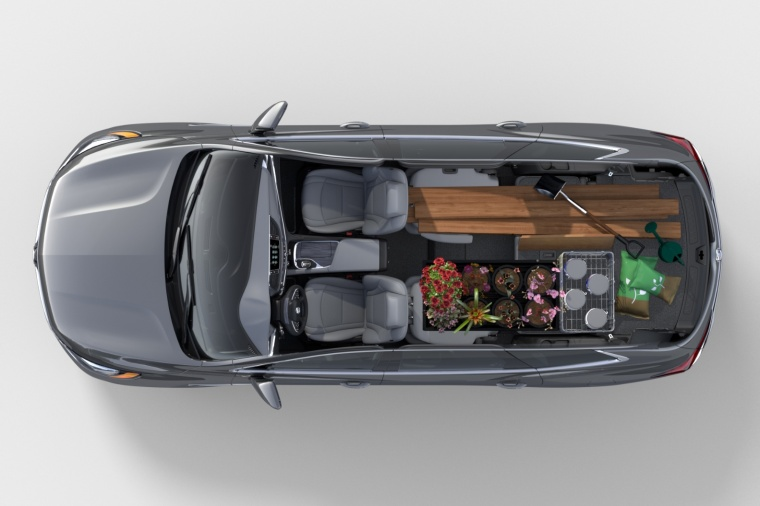 2018 Buick Enclave Interior Picture