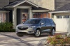 2019 Buick Enclave in Pepperdust Metallic from a front left three-quarter view